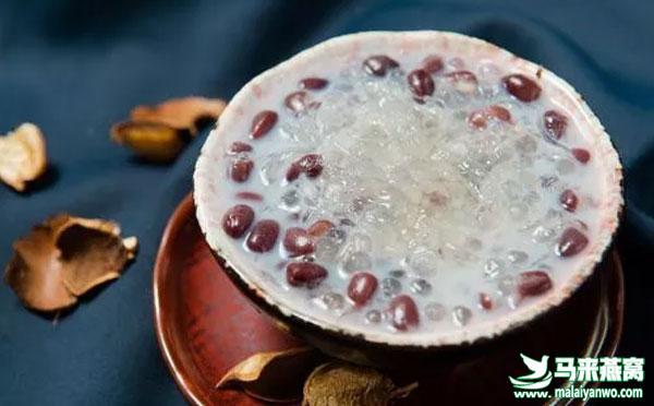 红豆小米燕窝粥